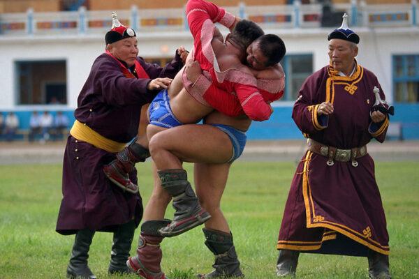 Naadam Festivals In Mongolia